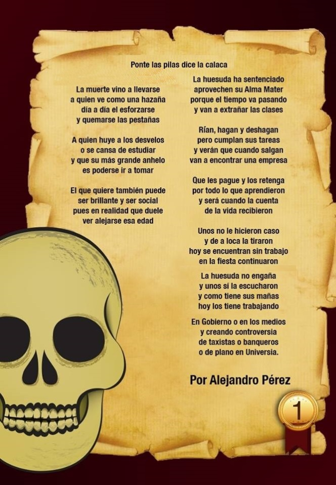calavera universia